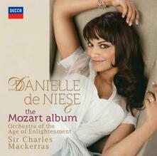 Mozart Album (SHM-CD Import) - SHM-CD di Wolfgang Amadeus Mozart,Sir Charles Mackerras,Orchestra of the Age of Enlightenment,Danielle De Niese