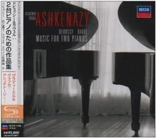 Debussy & (Japanese SHM-CD) - SHM-CD di Claude Debussy,Vladimir Ashkenazy