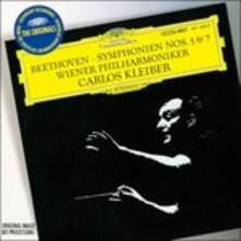 Sinfonia n.5 - CD Audio di Ludwig van Beethoven
