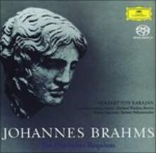 Ein Deutsches Requiem (Japanese Edition) - CD Audio di Johannes Brahms