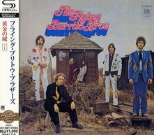 Gilded Palace (Japanese Edition) - SuperAudio CD di Flying Burrito Brothers