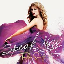 Speak Now (Japanese Deluxe Edition) - CD Audio di Taylor Swift