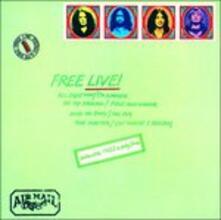 Free Live! (SHM-CD Japanese Edition) - SHM-CD di Free