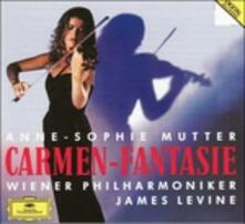 Carmen-Fantasie (Japanese Edition) - SuperAudio CD di Anne-Sophie Mutter