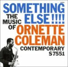 Something Else (Japanese Edition) - CD Audio di Ornette Coleman