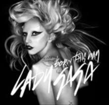 Born This Way (Japanese Edition) - CD Audio Singolo di Lady Gaga