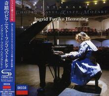 Fuzjko Best & Rare (Japanese Edition) - CD Audio di Fujiko Hemming