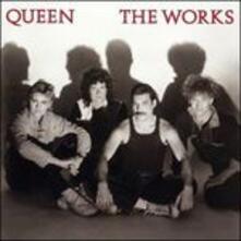 Works (Japanese SHM-CD) - SHM-CD di Queen