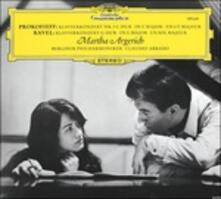Concerti per Pianoforte (Japanese Edition) - SuperAudio CD di Sergej Sergeevic Prokofiev,Maurice Ravel,Martha Argerich