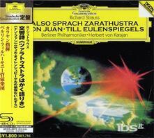 Also Sprach Zarathustra - SHM-CD di Richard Strauss,Herbert Von Karajan