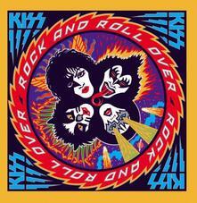 Rock and Roll Over (Japanese SHM-CD) - SHM-CD di Kiss