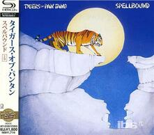 Spellbound (Japanese Edition) - CD Audio di Tygers of Pan Tang