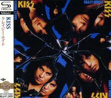 Crazy Nights (Japanese SHM-CD) - SHM-CD di Kiss