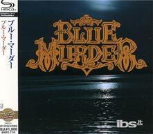 Blue Murder (Japanese Edition) - CD Audio di Blue Murder