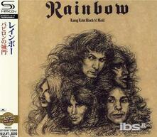 Long Live Rock N Roll (SHM-CD Japanese Edition) - SHM-CD di Rainbow