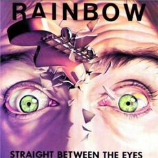 CD Straight Between the Eyes Rainbow