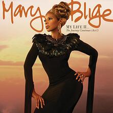 My Life 2. The Journey (Japanese Edition) - CD Audio di Mary J. Blige