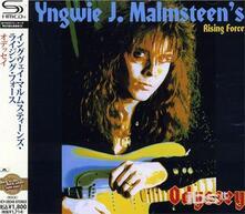 Odyssey (Japanese SHM-CD) - SHM-CD di Yngwie Malmsteen
