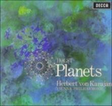 I Pianeti (Japanese Edition) - SuperAudio CD di Gustav Holst,Herbert Von Karajan,Wiener Philharmoniker