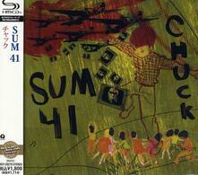 Chuck (Japanese Edition) - SHM-CD di Sum 41