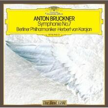 Bruckner.symphony No.7 (Japanese Edition) - CD Audio di Anton Bruckner,Herbert Von Karajan,Berliner Philharmoniker