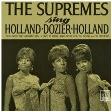 Sing Holland (Japanese Edition) - CD Audio di Diana Ross,Supremes