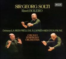 La Mer - Bolero (Japanese Edition) - SuperAudio CD di Claude Debussy,Maurice Ravel,Chicago Symphony Orchestra