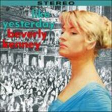 Like Yesterday (Japanese Limited Edition) - CD Audio di Beverly Kenney