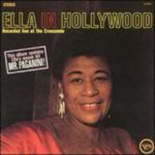 Ella in Hollywood (Japanese Edition) - CD Audio di Ella Fitzgerald