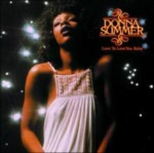 Love to Love (Japanese Edition) - CD Audio di Donna Summer