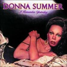 I Remember (Japanese Edition) - CD Audio di Donna Summer