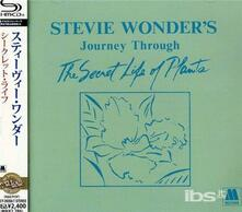 Journey Through The Secret Life Of Plants (Japanese Edition) - CD Audio di Stevie Wonder