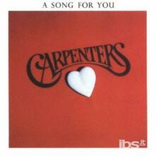 Song For You (Japanese Edition) - CD Audio di Carpenters