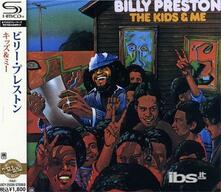 Kids & me (Japanese Edition) - CD Audio di Billy Preston