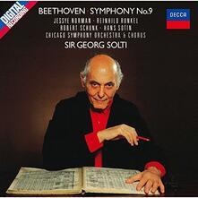 Sinfonia n.9 (Japanese Reissue) - CD Audio di Ludwig van Beethoven