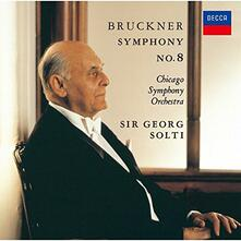 Sinfonia n.8 (Japanese Reissue) - CD Audio di Anton Bruckner