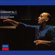 Sinfonia n.7 (Japanese Reissue Edition) - CD Audio di Gustav Mahler,Georg Solti,Chicago Symphony Orchestra