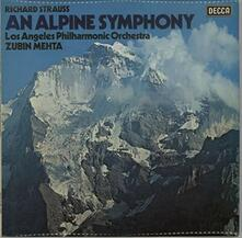 An Alpine Symphony (Reissue) - CD Audio di Richard Strauss,Georg Solti,Orchestra Sinfonica della Radio Bavarese