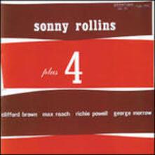 Plus 4 (Japanese Edition) - CD Audio di Sonny Rollins