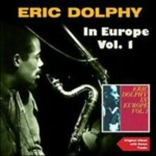 In Europe vol.1 (Japanese Edition) - CD Audio di Eric Dolphy