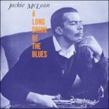 Long Drink of Blues (Japanese Edition) - CD Audio di Jackie McLean
