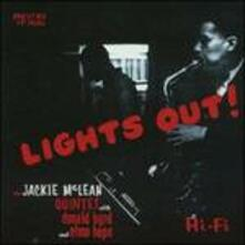 Lights Out (Japanese Edition) - CD Audio di Jackie McLean
