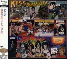 Unmasked (Japanese Edition) - CD Audio di Kiss