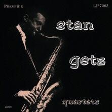 Quartets (Japanese Edition) - CD Audio di Stan Getz