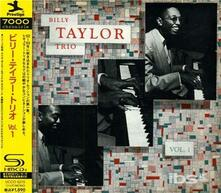 Billy Taylor Trio 1 (Japanese Edition) - CD Audio di Billy Taylor