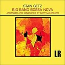 Big Band Bossa Nova (Japanese Edition) - CD Audio di Stan Getz