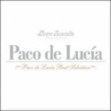 Best Selection (Japanese Edition) - CD Audio di Paco De Lucia