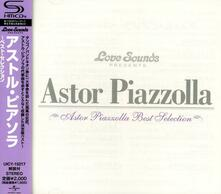 Best Selection (Japanese Edition) - CD Audio di Astor Piazzolla