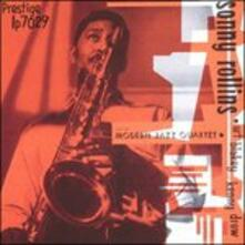 With the Modern Jazz (Japanese Edition) - CD Audio di Sonny Rollins