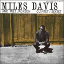 And Milt Jackson (Japanese Edition) - CD Audio di Miles Davis